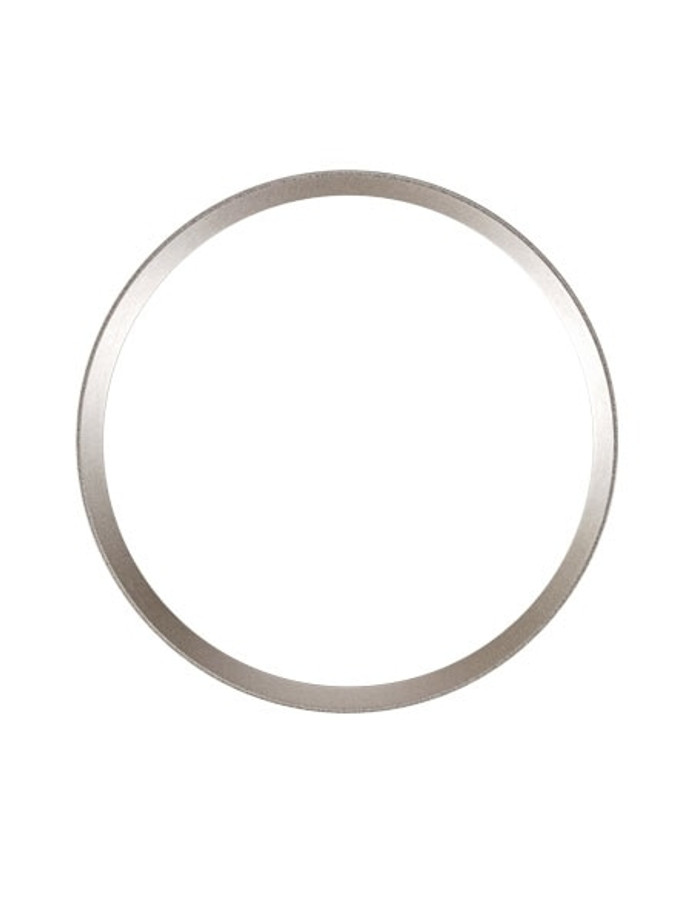 Silver Chapter Ring for Seiko SKX007, SKX009, SKX011 Watches #R04