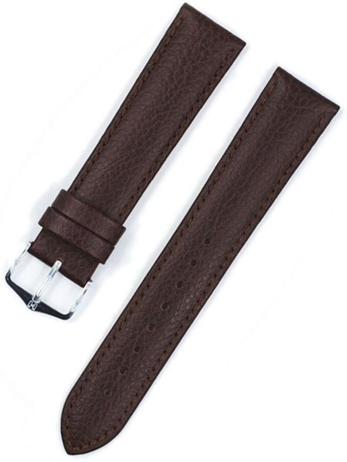 Hirsch Kansas Brown Soft Calf Leather Watch Strap #015020-10