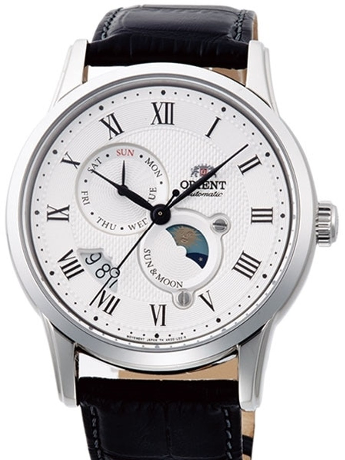 Orient Version 3 Automatic Watch with Hand Winding #AK00002S