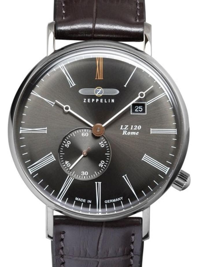 Graf Zeppelin LZ120 Rome Series Swiss Quartz Dress Watch #7134-2