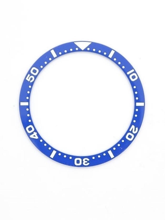 Blue Ceramic Luminous Bezel Insert for Seiko SKX007, SKX009, SKX011 #C05