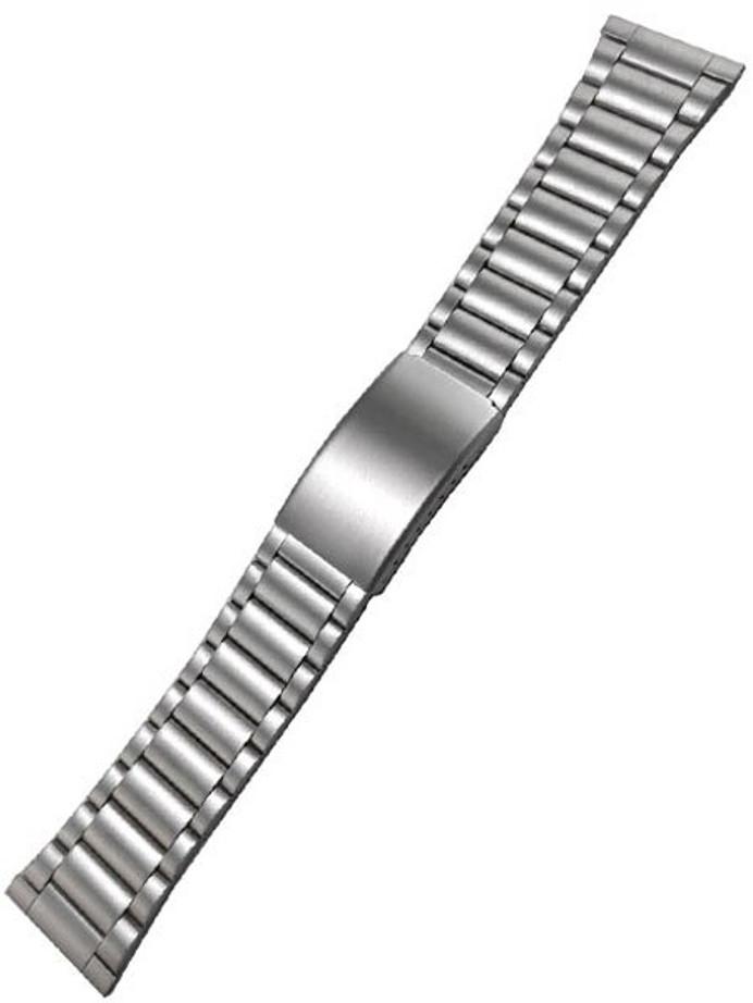 Vollmer Satin Finished Bracelet with Deployant Clasp #16044H7 (24mm)