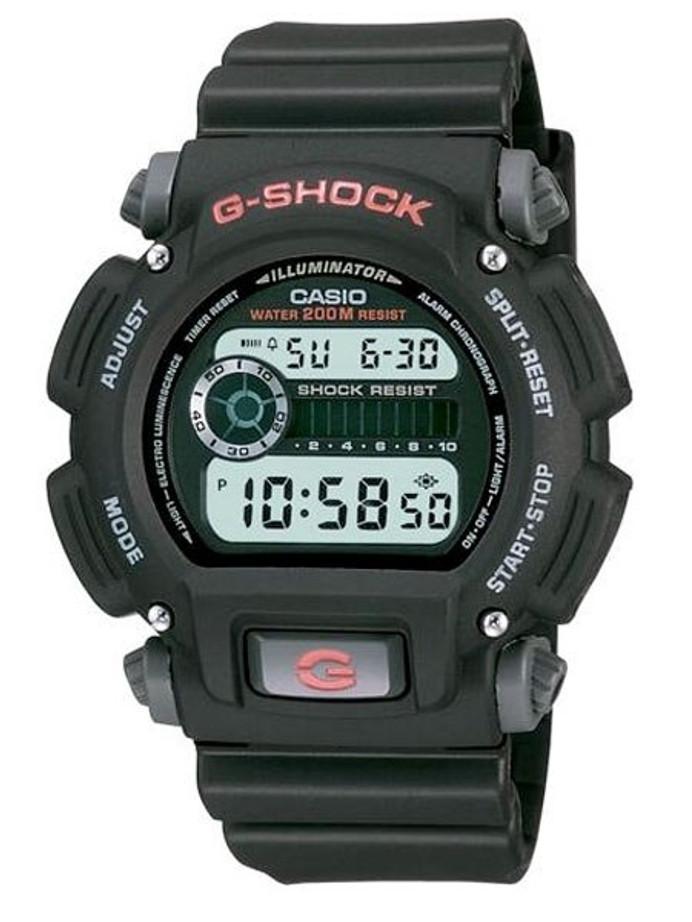 Casio G-SHOCK Multi-Function Chronograph Alarm Sport Watch #DW-9052-1V