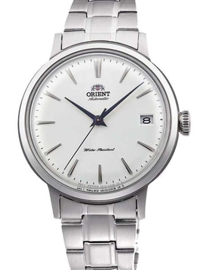 Orient 5S Automatic Dress Watch with 36.4mm Case, Perfect for Smaller Wrists #RA-AC0009S10A