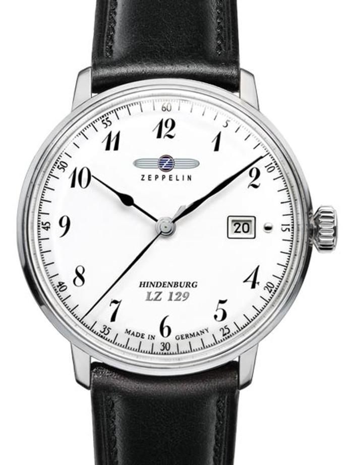 Graf Zeppelin LZ129 Hindenburg Series Swiss Quartz Dress Watch #7046-1