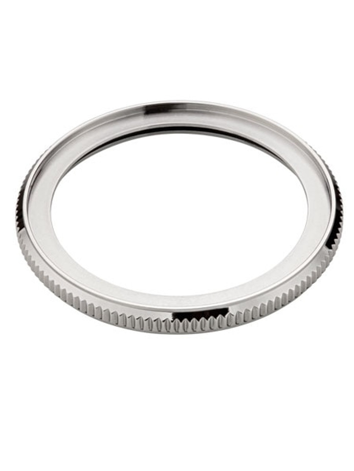 Polished Stainless Steel (Coin Edge) Bezel for Seiko SKX007, SKX009, SKX173, 175, 011, A35 #B01-P
