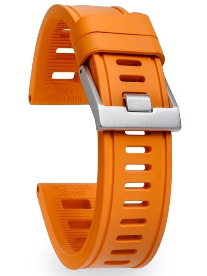 ISOfrane Hypoallergenic Dive Strap with Ventilation Bars and Adjustment Slots #ISO-03