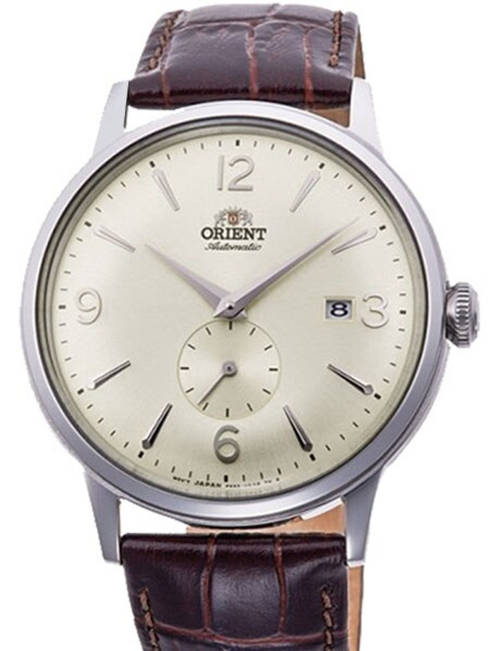 Orient Small Seconds Automatic Dress Watch with Champagne Dial #RA-AP0003S10A