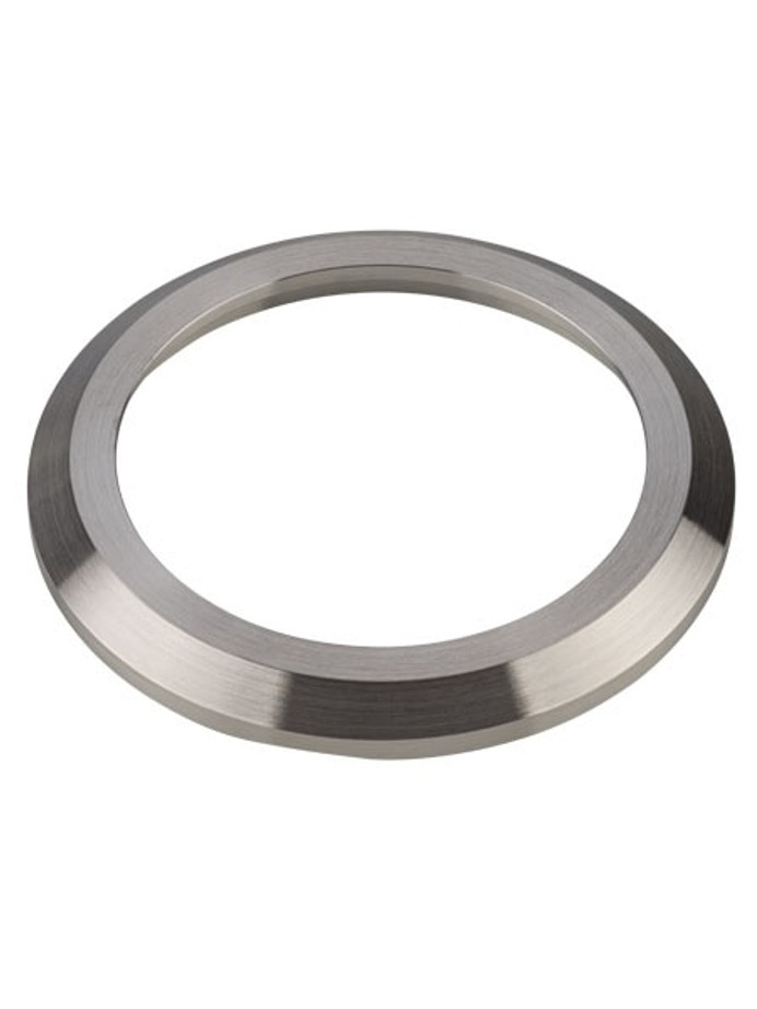 Brushed Stainless Steel (Pilot-Style) Bezel for Seiko SKX013 #B14-M