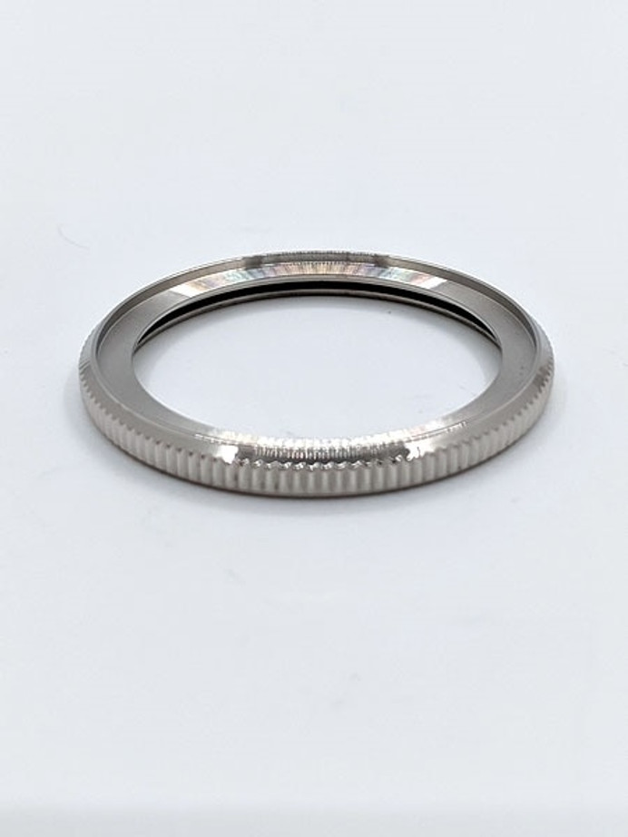 Polished Stainless Steel (Coin Edge) Bezel for Seiko Turtle SRP773, 775, 777, 779, SRPA21, SRPC91, SRPC25, SRPC23 #B02-P