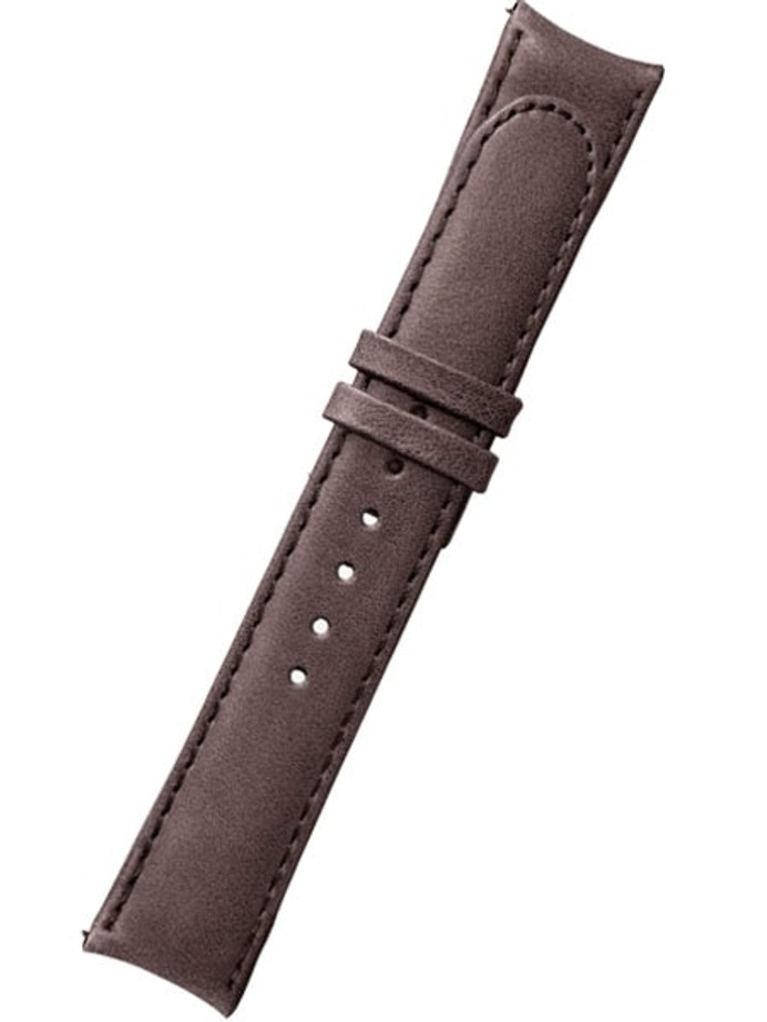 Formex 22mm ESSENCE Brown Leather Strap (without clasp) #CLBS.0330.722