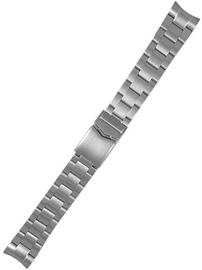 Vollmer Brushed Finish Bracelet with Deployant Clasp #17040H7 (20mm)