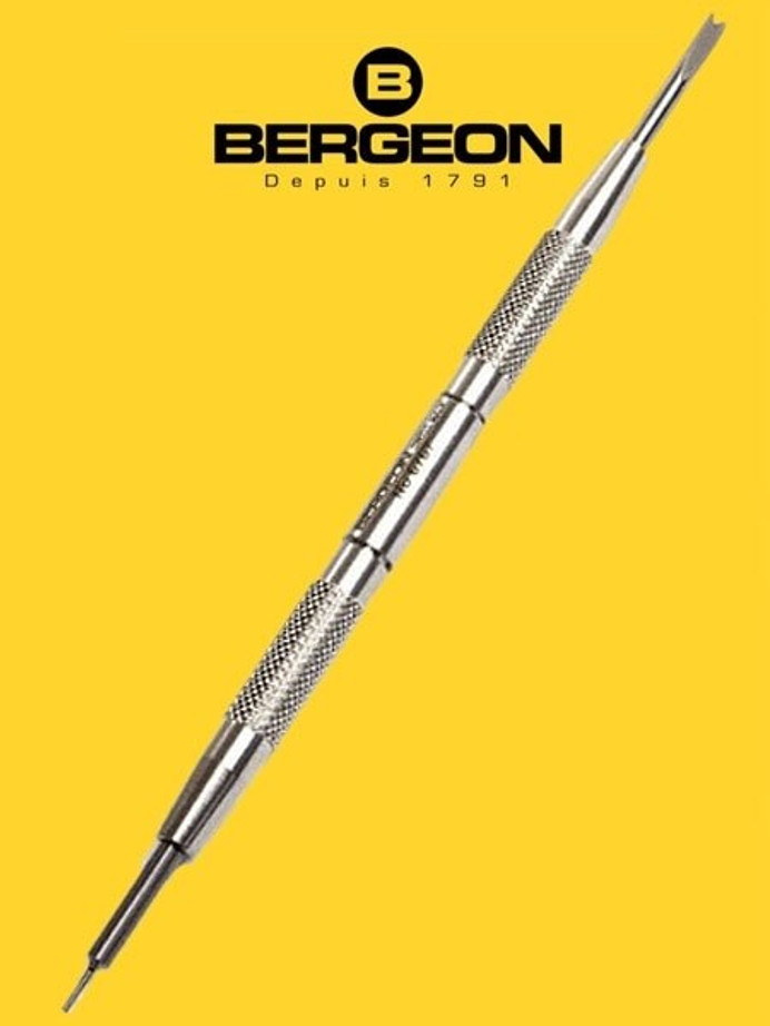 Bergeon Professional Spring Bar Tool for Watch Straps #6767S