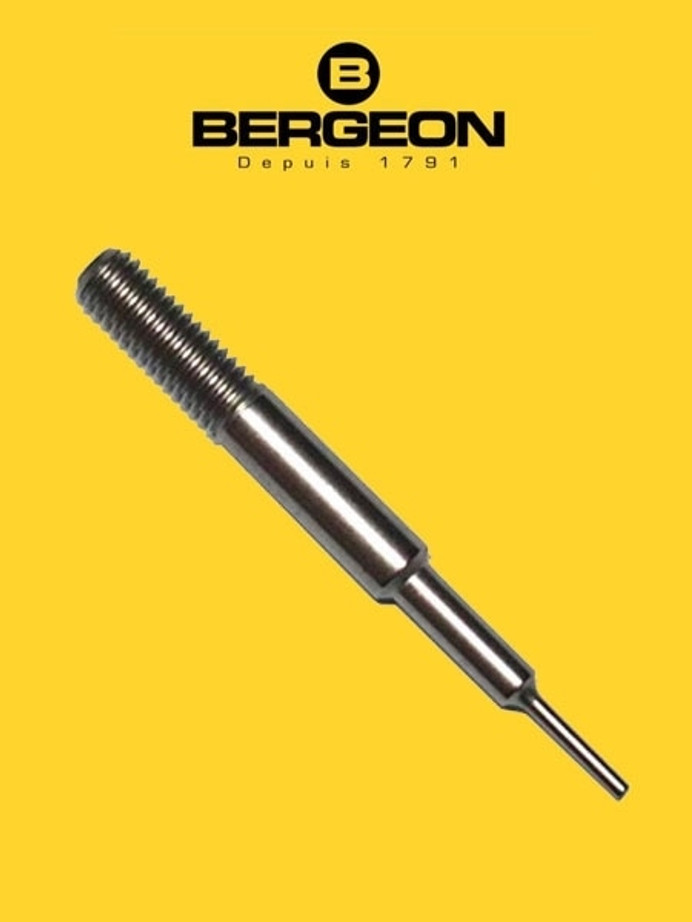 Straight Point End Replacement Tip for the Bergeon 6767F Spring Bar Tool #6767-BF