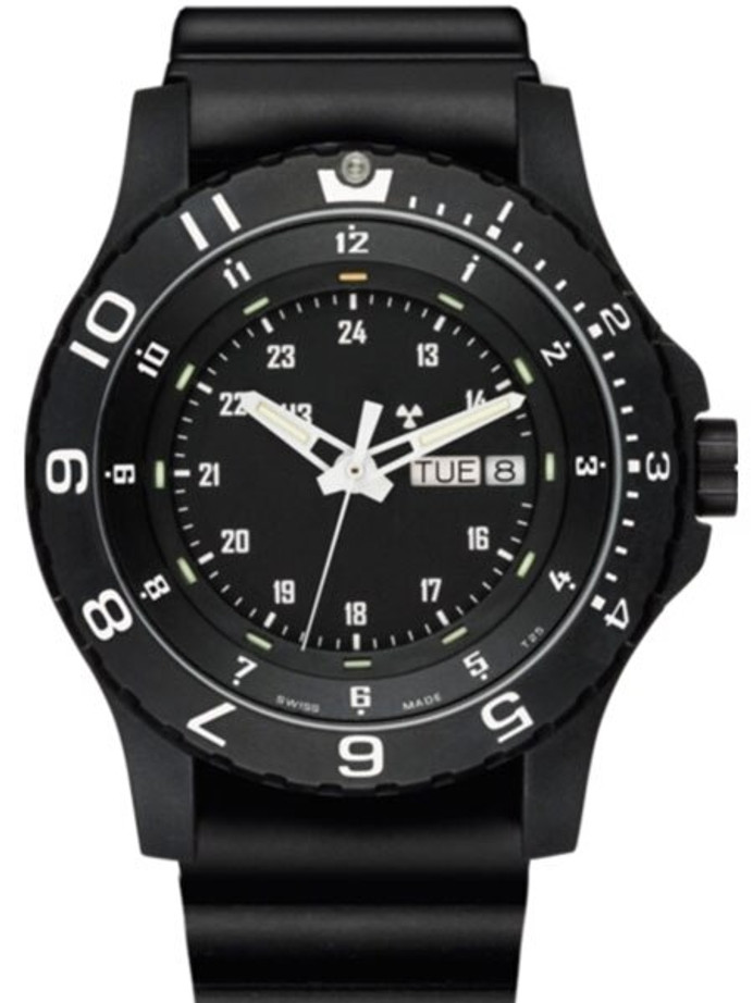 Traser Type 6 MIL-G Military Watch with 45mm Case and AR Sapphire Crystal #100376