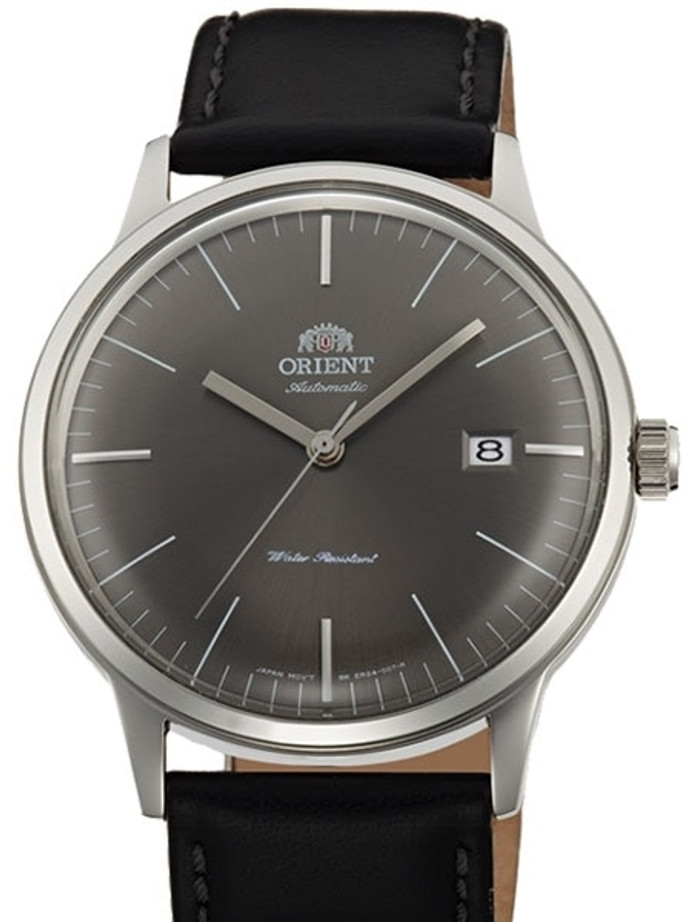 Orient V3 Generation Two, Automatic Dress Watch with Grey Dial #AC0000CA