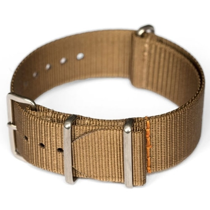 ADPT Coyote Nylon Strap with 316L Stainless Steel Buckle and Keepers  #MSN-ADPTCOY