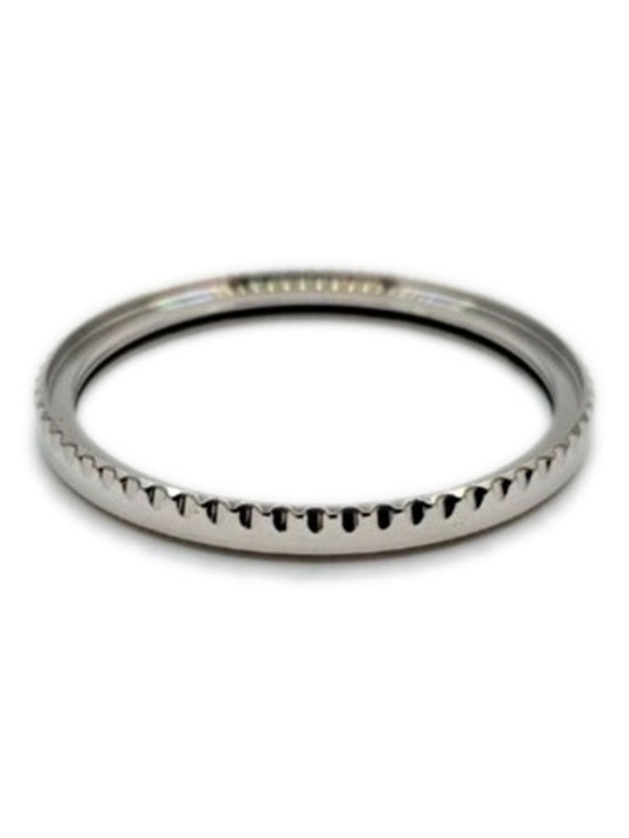 Polished Stainless Steel (Sub-Style) Bezel for Seiko SKX007, SKX009, SKX173, 175, 011, A35 #B08-P
