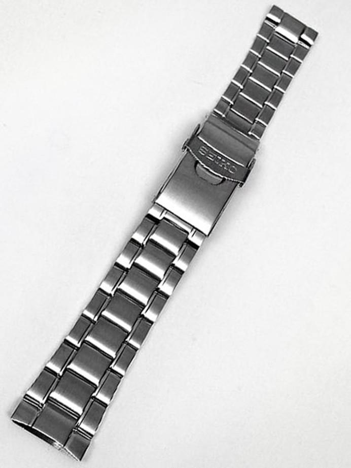 Seiko OEM SRP773, SRP775, SRP777, SRP779 Bracelet, Brushed Finish #M0EV631J9 (22mm)