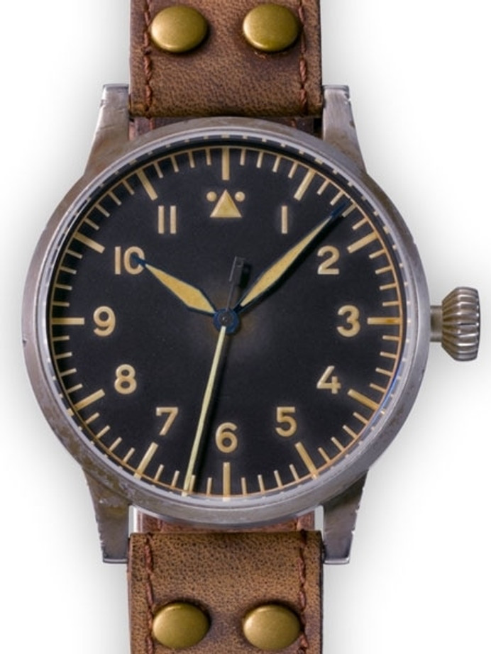 Laco Original Munster Erbstuck Swiss Automatic Pilot Watch with Sapphire Crystal #861931