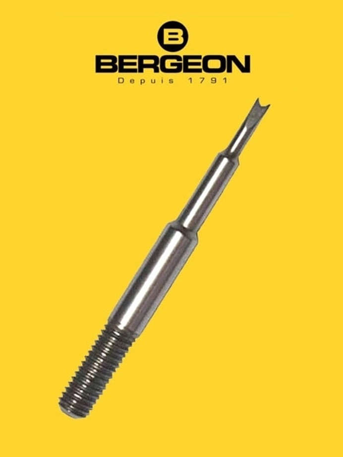 Fork End Replacement Tip for the Bergeon 6767F Spring Bar Tool #6767-AF