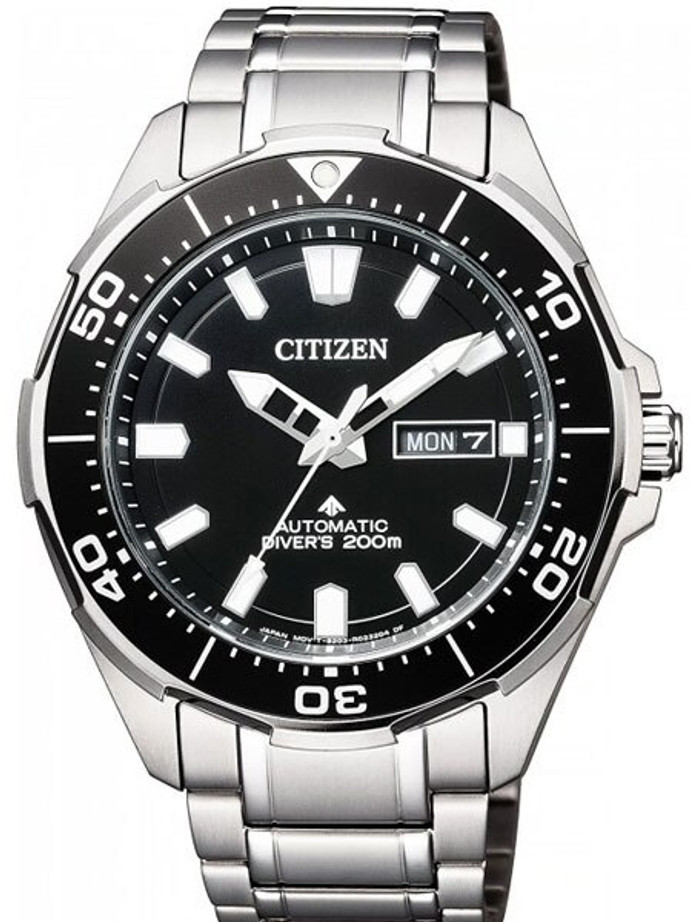 Citizen Automatic Promaster Scuba Diver with 46mm Titanium Case #NY0070-83E