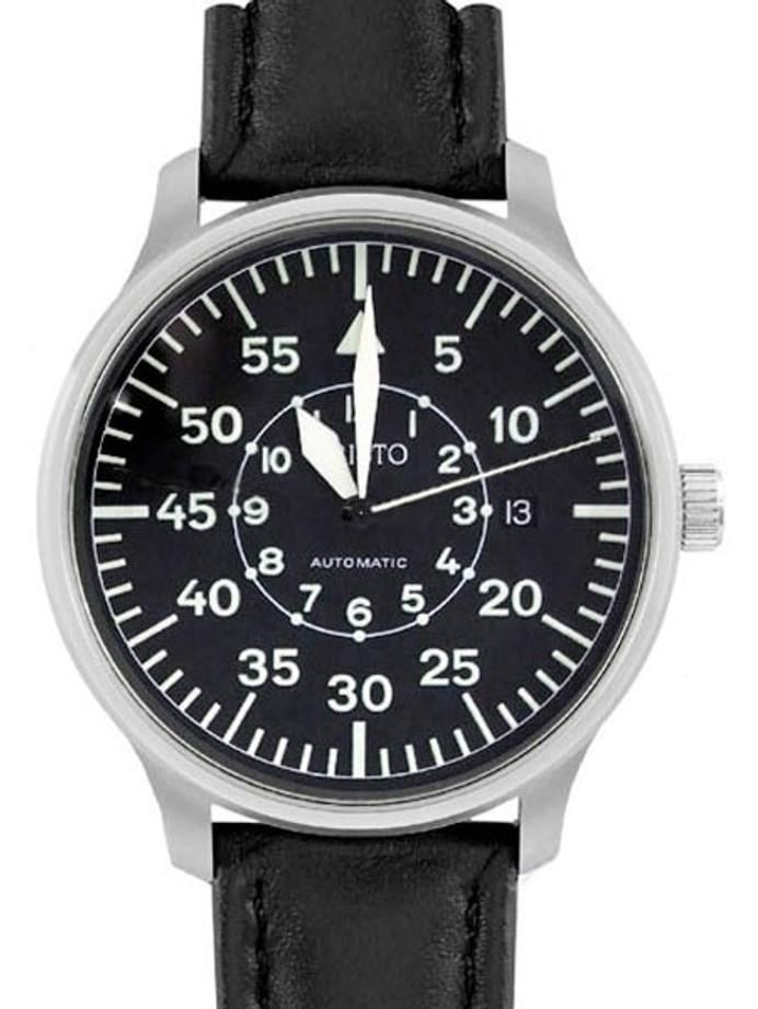 Aristo 3H116 42mm Aviator Swiss Automatic (self-winding) Watch