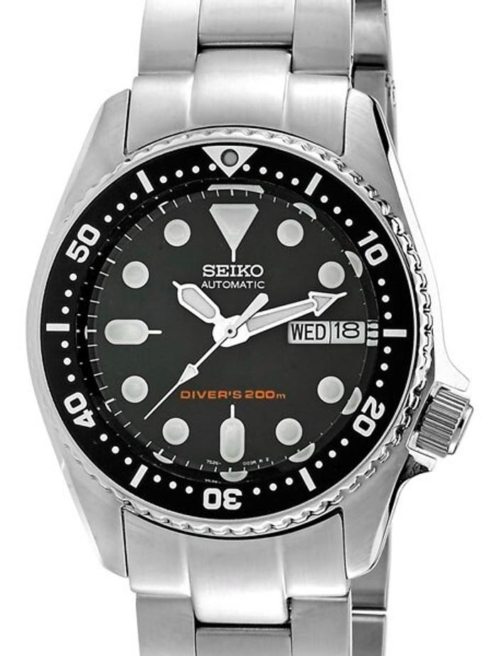 """Seiko SKX013 Divers Automatic Watch Super-O """"Boyer"""" Edition #SKX013"""
