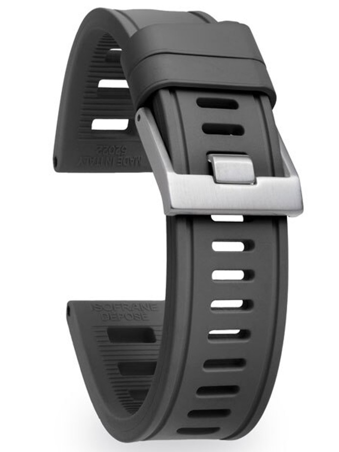 ISOfrane Hypoallergenic Dive Strap with Ventilation Bars and Adjustment Slots #ISO-05