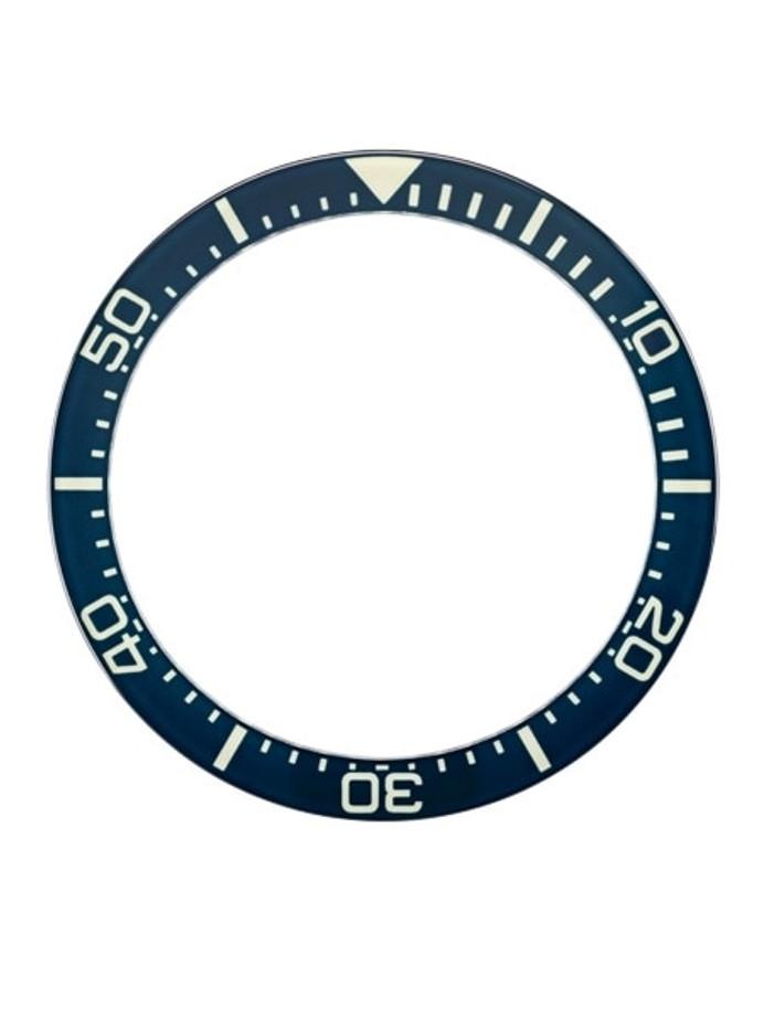 Dark Blue Sapphire Luminous Bezel Insert for Orient Triton-Neptune Watches #C24