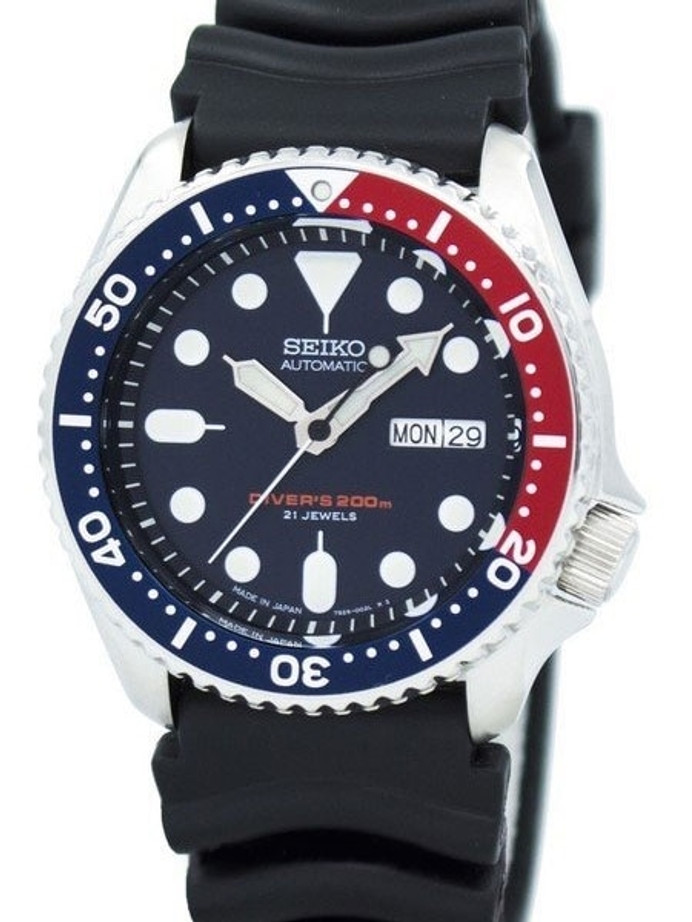 Customized Seiko Automatic Dive Watch #SKX009J