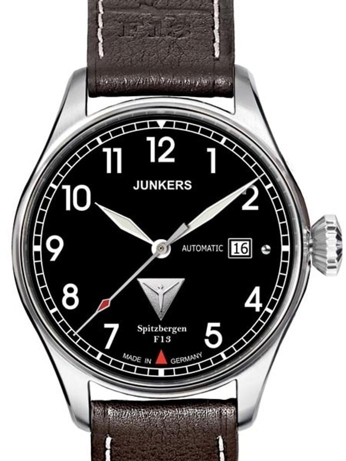 Junkers Spitzbergen F13 Miyota Automatic (self-winding) Watch #6164-2