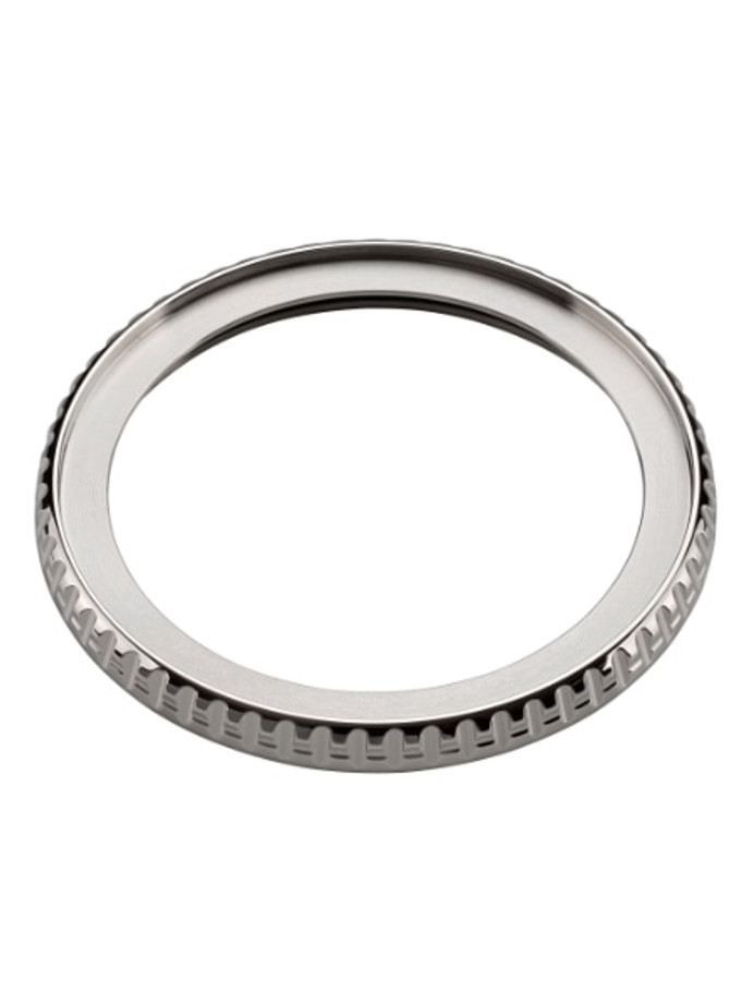 Polished Stainless Steel SKX-Style Bezel for Seiko SKX007, SKX009, SKX173, 175, 011, A35 #B10-P