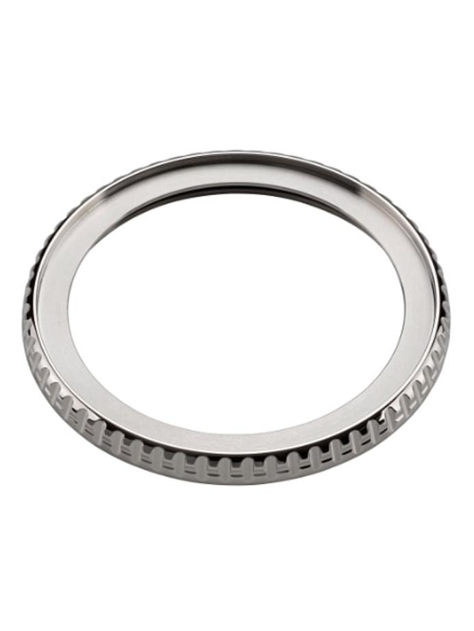 Polished Stainless Steel SKX-Style Bezel for Seiko SKX007, SKX009, SKX173, 175, 011, A35 #B10-P