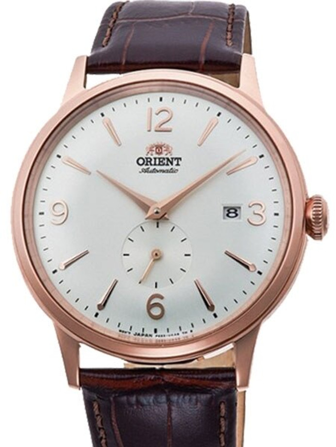 Orient Small Seconds Automatic Dress Watch with White Dial #RA-AP0001S10A