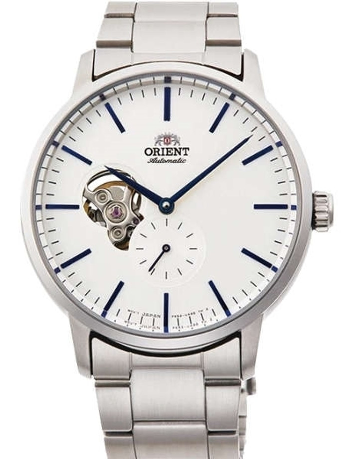 Orient Automatic Watch with Open Heart and Small Seconds #RA-AR0102S10A