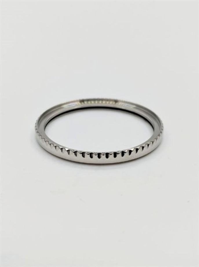 Polished Stainless Steel (Sub-Style) Bezel for Orient Ray and Mako Generation 2 #B03-P