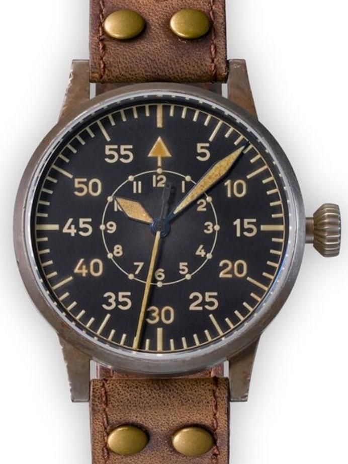 Laco Original?Ç¿ Paderborn Erbstuck Swiss Automatic Pilot Watch with Sapphire Crystal #861932
