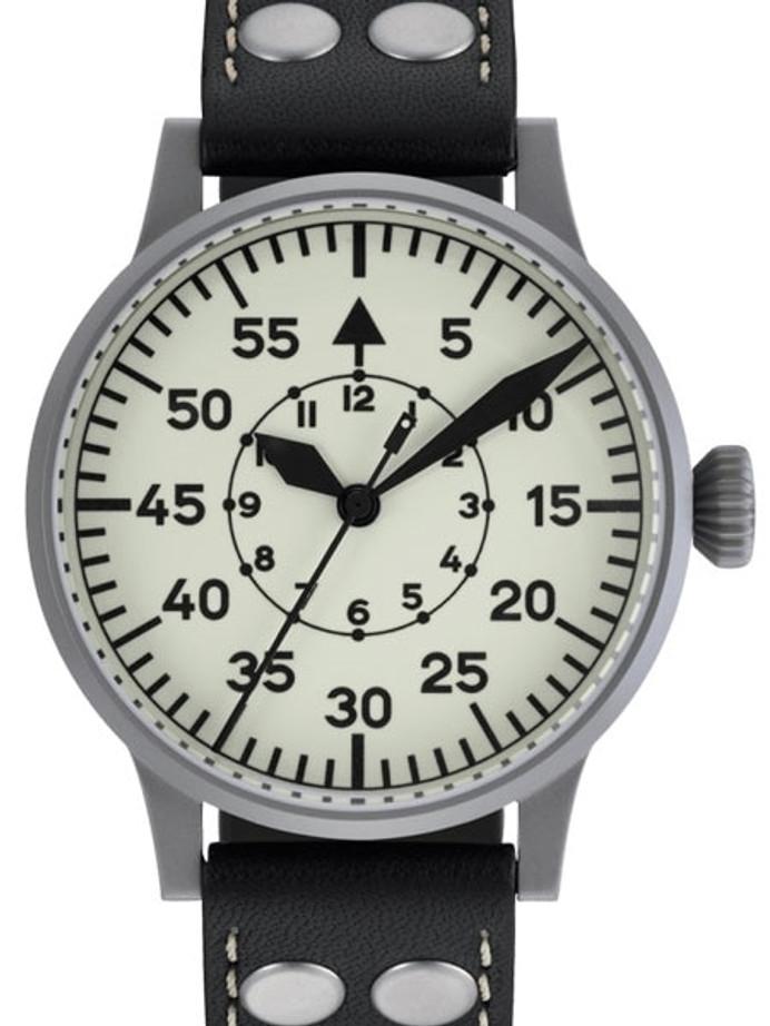 Laco Wien Pilot watch, Swiss Automatic, Type-B Luminous Dial #861893