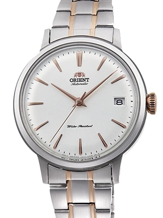 Orient 5S Automatic Dress Watch with 36.4mm Case, Perfect for Smaller Wrists #RA-AC0008S10A