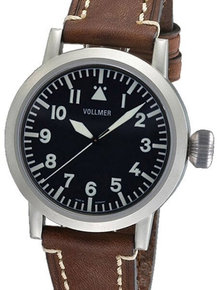 Vollmer V-2 44mm Vortac Swiss ETA Automatic with Sapphire Crystal