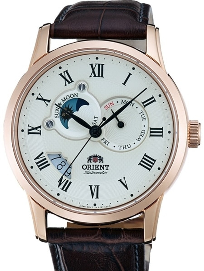 Orient Automatic Watch with Sapphire Crystal #ET0T001W