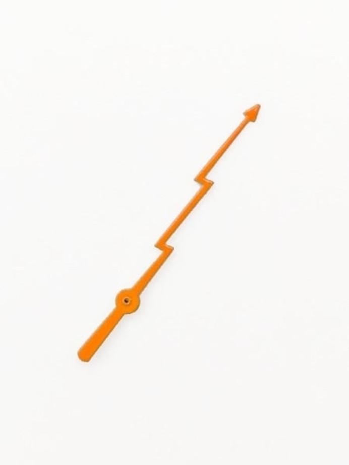 Orange Lightning Bolt Seconds Hand For Seiko Seiko SKX007, SKX009, SKX011, SKX173, SNZF17 (series) and SNZH55 (series) watches #H06
