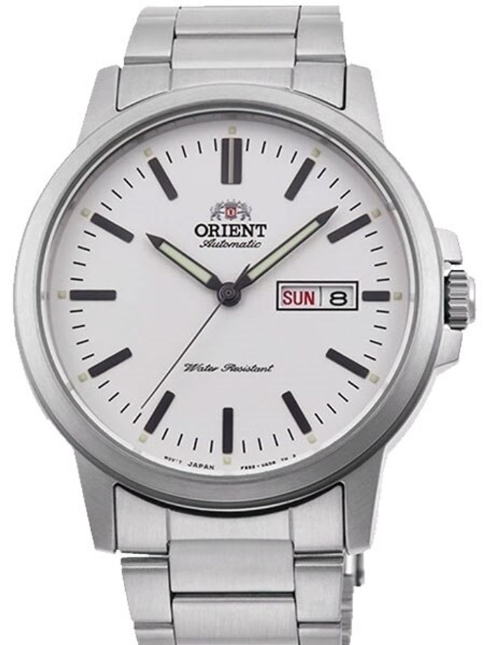 Orient 22-Jewel Automatic Watch with Hand Winding and Hacking #RA-AA0C03S19A