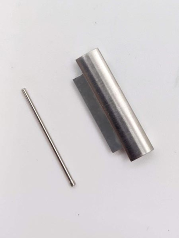 STAIB Satin Mesh Bracelet Sizing Link #STEEL-2792-22-S (22mm)