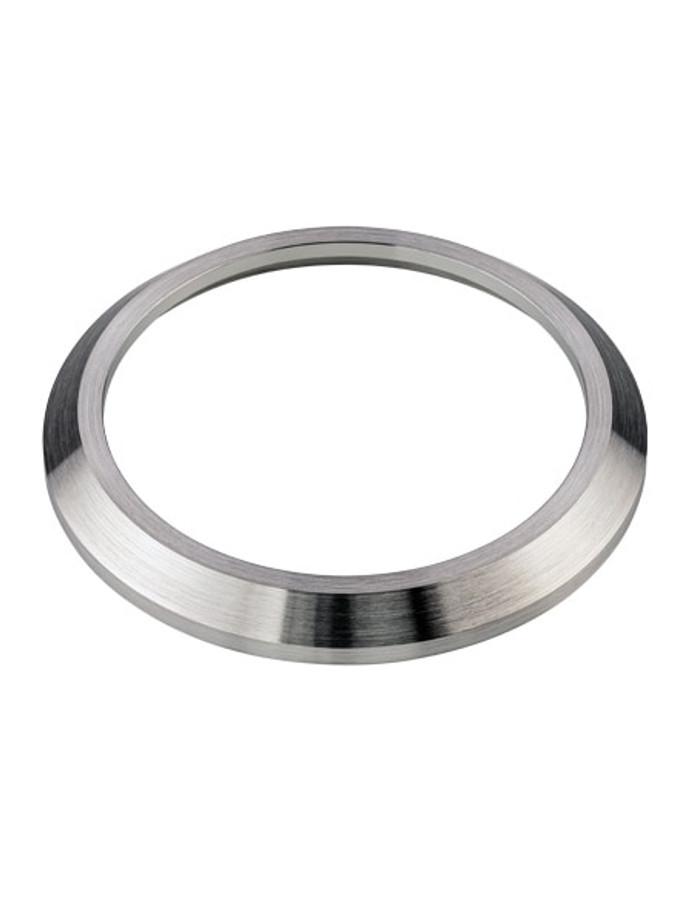 Brushed Stainless Steel (Pilot-Style) Bezel for Seiko SKX007, SKX009 #B13-M