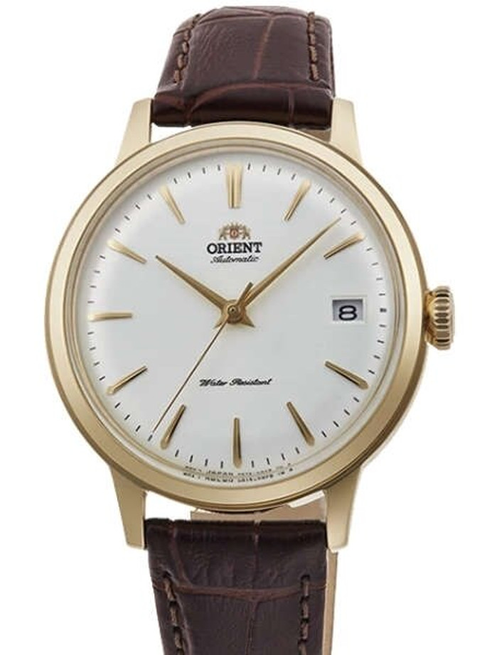 Orient 5S Automatic Dress Watch with 36.4mm Case, Perfect for Smaller Wrists #RA-AC0011S10A