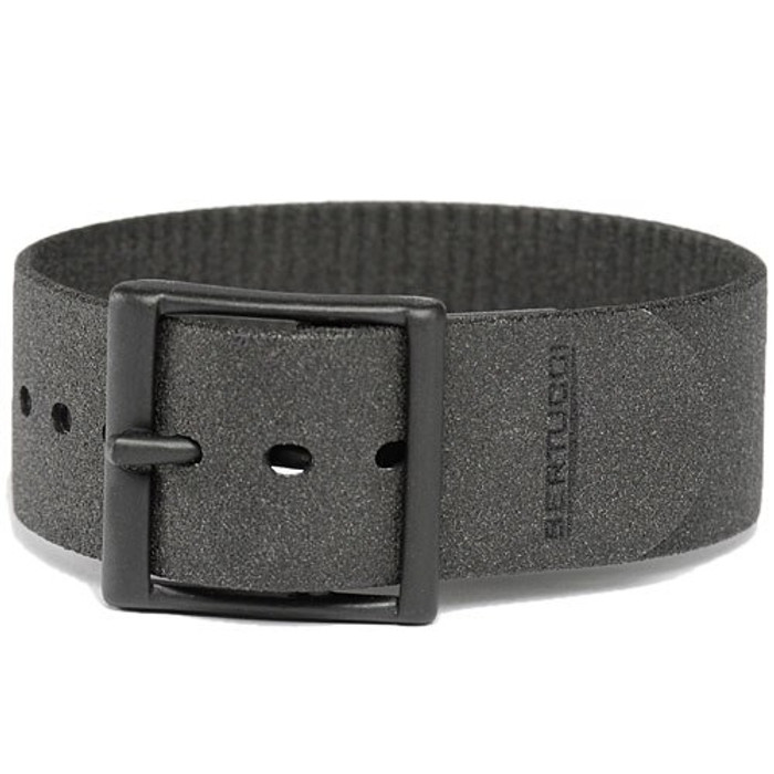 Bertucci Black Tridura Strap with Black PVD Stainless Steel Buckle #105