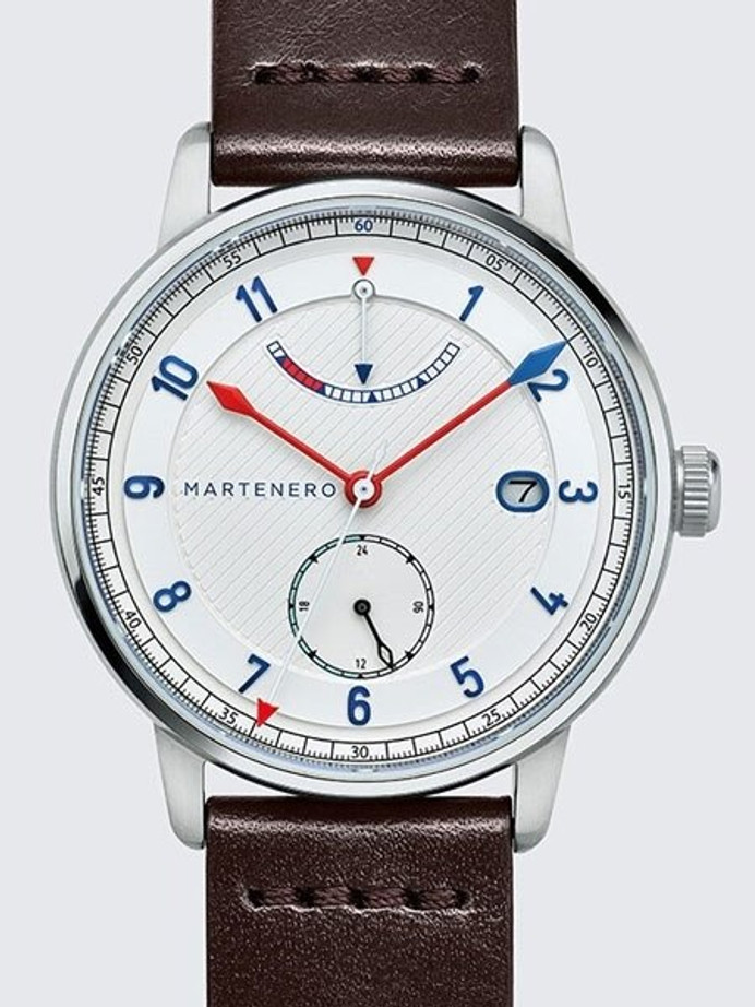 Martenero Edgemere Reserve Nautical-Themed High-Beat Automatic Watch #EDG03