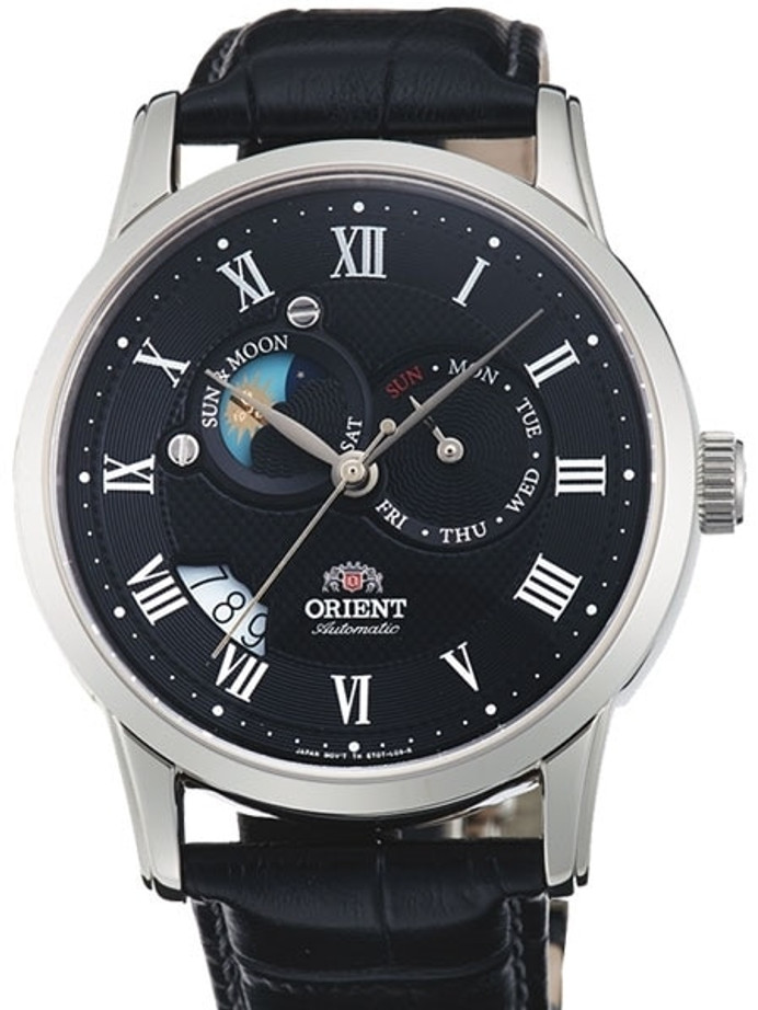 Orient Automatic Watch with Sapphire Crystal #ET0T002B